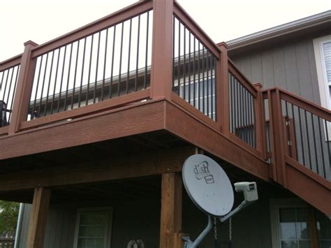 evergrain deck fascia  finally