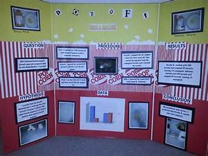 My Daughter U0026 39 S Science Experiment Generic Popcorn Vs Name Brand This Was Fun To Decorate