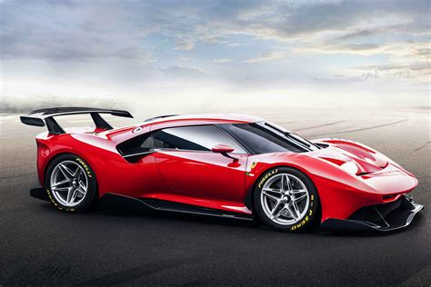 one off ferrari p80 c track only car unveiled auto express
