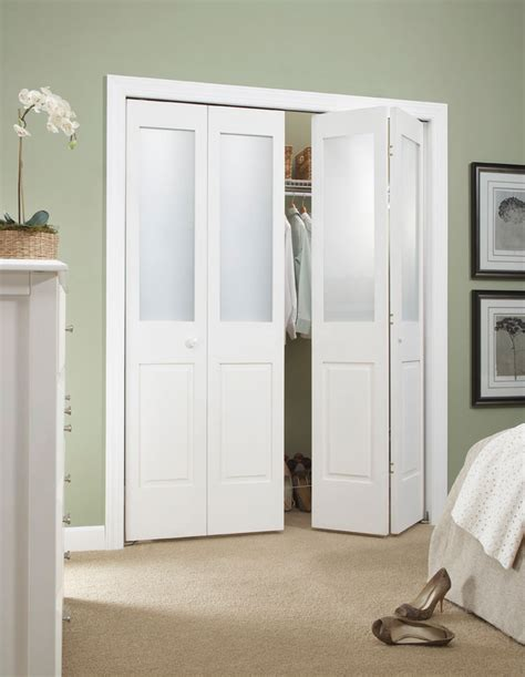 collapsible closet doors image design white folding closet doors design ideas