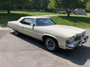 1973 Pontiac Grandville Convertible 455 V-8