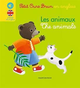 Petit Ours Brun En Français : livre mini sonore petit ours brun en anglais les ~ Dailycaller-alerts.com Idées de Décoration