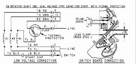 General Electric Wiring Schematic by Ge Electric Motors Wiring Diagrams Impremedia Net
