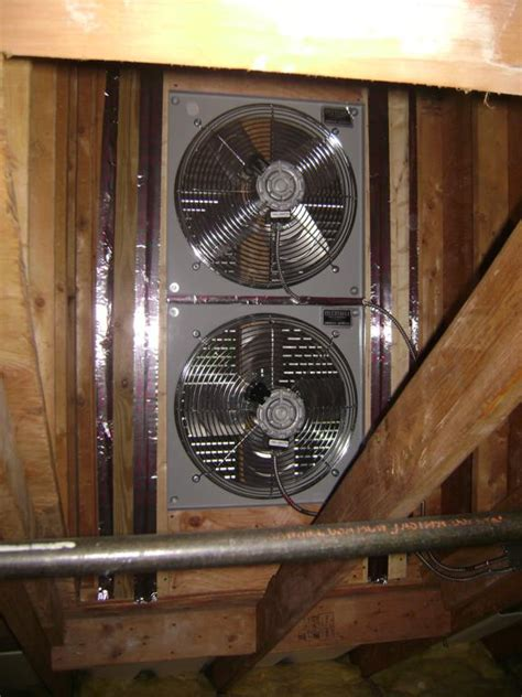 how to install an attic fan greenwich woods attic fans installation cf electrical