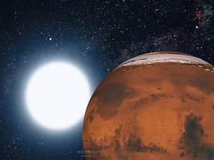 Mars Planet Wallpaper