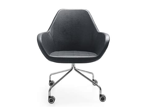Profim Fan Swivel Armchair