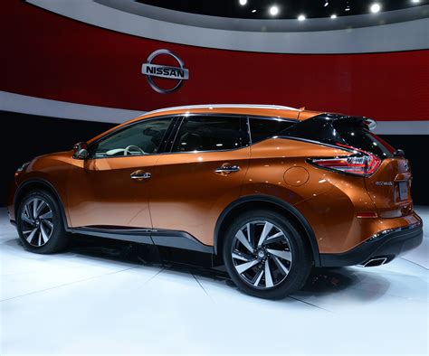 2019 Nissan Murano Specs And Release Date