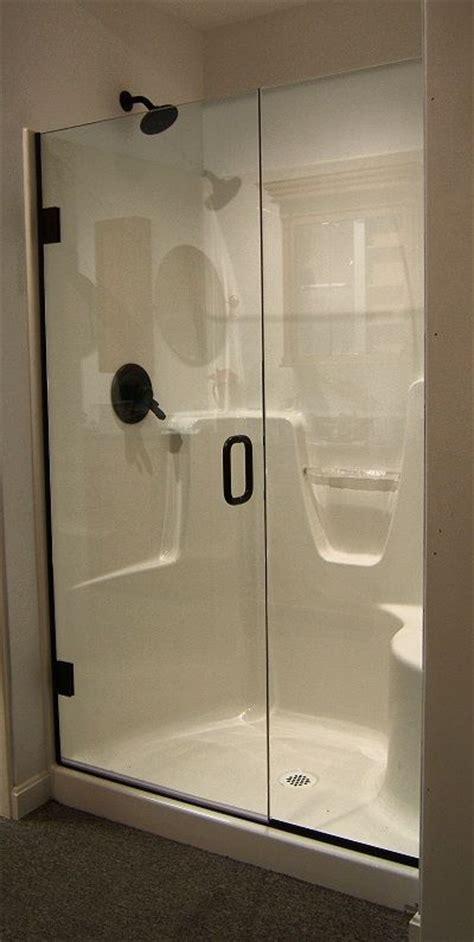 Fiberglass Shower Units by Fiberglass Shower Shower Doors And Showers On