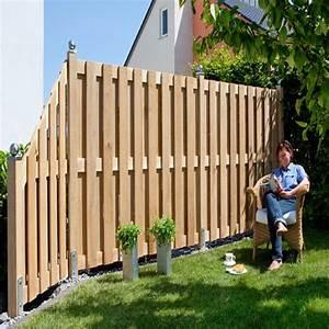 Sichtschutzzaun Bambus Holz : sichtschutzzaun holz discount ~ Markanthonyermac.com Haus und Dekorationen