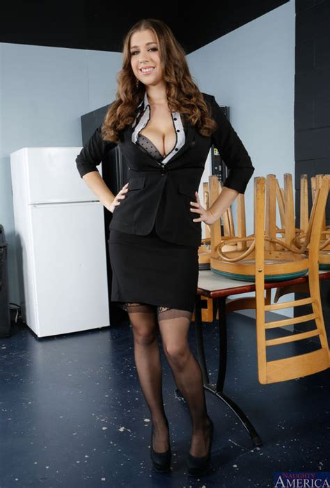 Alex Chance Naughty Office