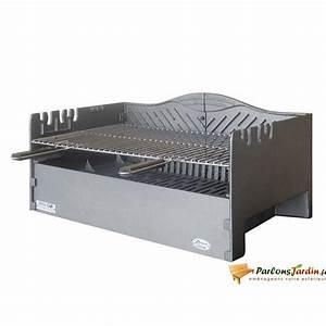 Barbecue A Poser : barbecue charbon de bois poser en fonte vau achat ~ Melissatoandfro.com Idées de Décoration