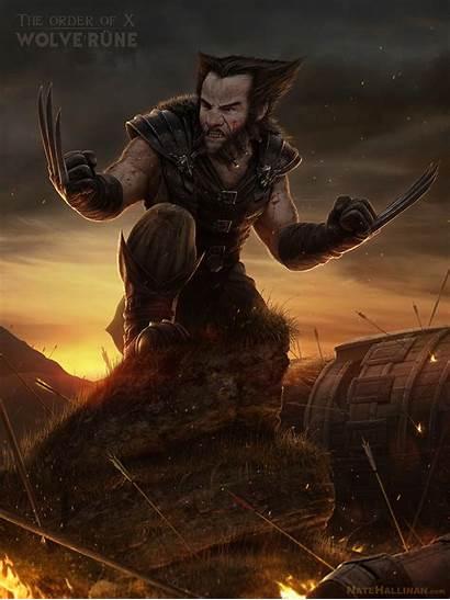 Wolverine Warrior Dwarven