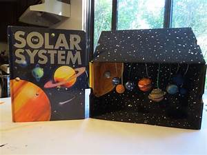 My Three Seeds of Joy Homeschool: Solar System Diorama ...