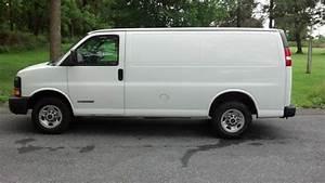 Buy Used 2004 Gmc Savana 2500 Base Standard Cargo Van 3