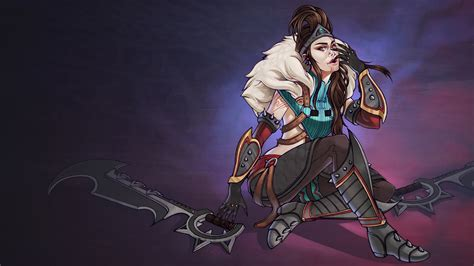 Draven Animated Wallpaper - draven lol wallpapers