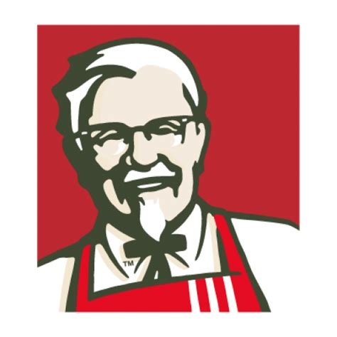 kfc 8211 kentucky fried chicken logo vector ai free graphics download
