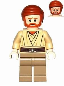 LEGO Accessories - OBI-WAN KENOBI (Episode 3) - Lego Star ...