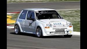 Renault 5 Gt Turbo - 250 Hp