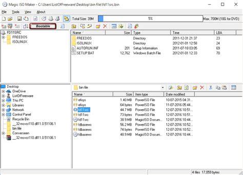 11 Best Free Bin File Opener For Windows