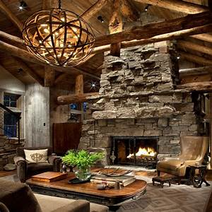 Rustic interiors, old barns converted into homes old barns