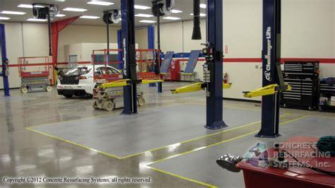 Polished Concrete Floors   Concrete Resurfacing Systems
