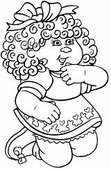 Cabbage Patch Coloring Pages Printable Colouring Clipart Bing Sheets Silhouette Cabage Doll Patch1 Dolls Kid Baby Coloringpages101 Halloween Recalled Printables sketch template