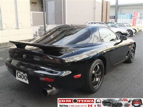 1997 Jdm Mazda Rx7 Type Rs-r, Fd3s