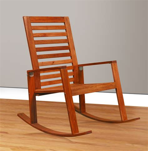 solid wood rocking chair plan outdoor rocking chair