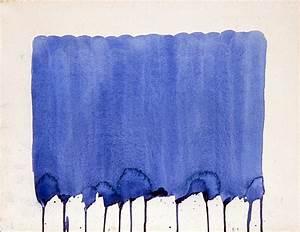 Bleu De Klein : untitled bleu monochrome 1957 de yves klein 1928 1962 ~ Melissatoandfro.com Idées de Décoration
