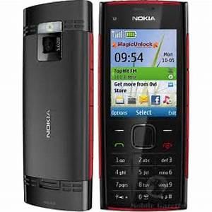 Nokia X2  Restriction Code