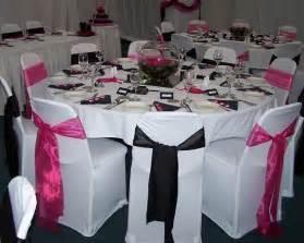 pink wedding decorations wedding themes wedding style pink and black wedding decoration