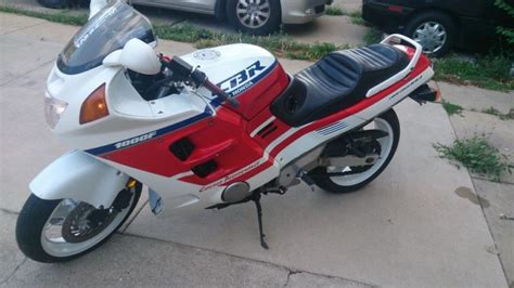 honda cbr 1000f 1990 honda cbr 1000 motorcycles for sale