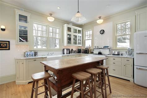 vintage kitchen design ideas pictures of kitchens traditional white antique