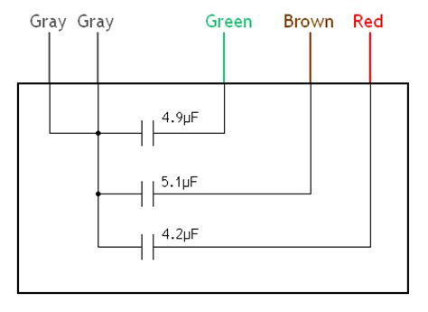 Ceiling Fan Capacitor Wiring Diagram by Cbb61 Wiring Diagram Light Kit Cbb61 Wiring Diagram