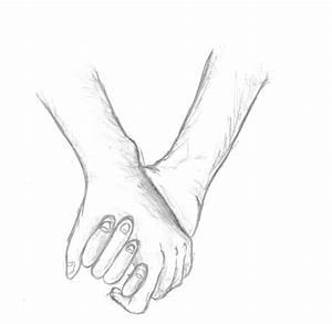 Holding Hands by aFteRLifeR on DeviantArt