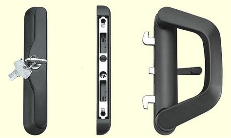 sliding door lock locks sliding patio doors