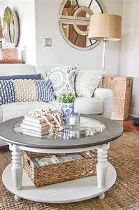 Coffee, Table, Decor, Ideas, For, A, Cozy, Living, Room