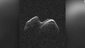 Take a look at the latest near miss asteroid whizzing by ...