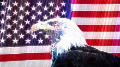 Flag American Animated