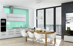 Wandverkleidung Küche Glas : glas im innenausbau gl be glas metalltechnik gmbh ~ Markanthonyermac.com Haus und Dekorationen
