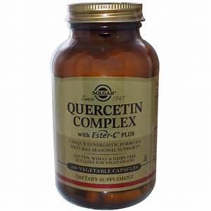 Solgar  Quercetin Complex With Ester