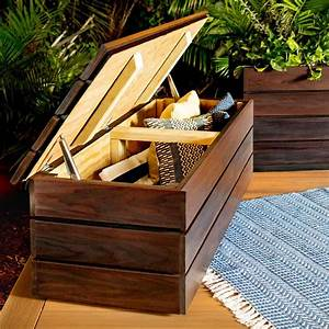 How, To, Build, An, Outdoor, Storage, Bench, Diy