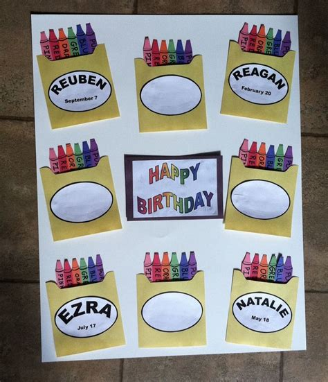 birthday bulletin board ideas for preschool back to school birthday bulletin board school bulletin 785
