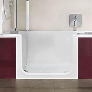 Badewanne Mit Glas : artweger twinline 2 whirlpool badewanne mit glas t re und ~ Michelbontemps.com Haus und Dekorationen