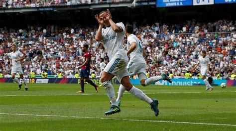 Karim Benzema injured, Marcelo sent off as Real Madrid ...