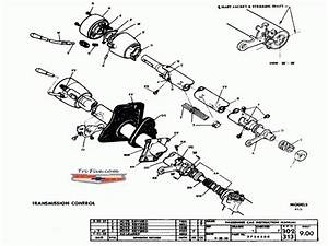 steering column assembly trifive 1955 chevy 1956 chevy With steering column diagram 1955 chevy steering column wiring diagram
