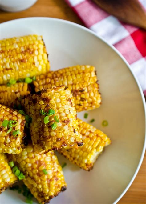 Parmesan Corn On the Cob Recipe