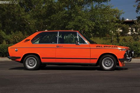 Paul Walker Owned A Rare Bmw Alpina 2002 Tii