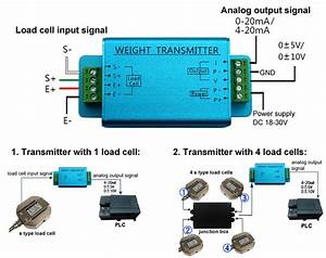Load Cell Transmitter  Output 0 0 4 0