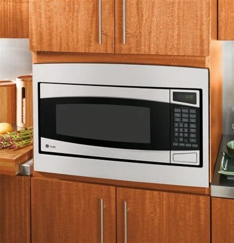 GE PEM31SMSS 1.0 cu. ft. Countertop Microwave Oven with